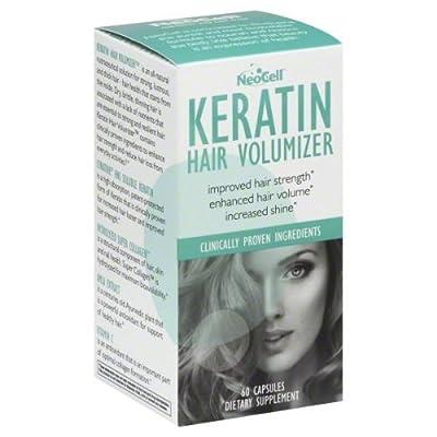 NeoCell Corporation - Keratin Hair Volumizer, 60 tablets