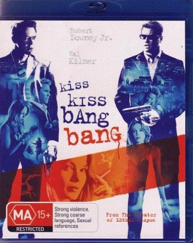 Kiss Kiss Bang Bang   NON-USA Format   Region B Import - Australia