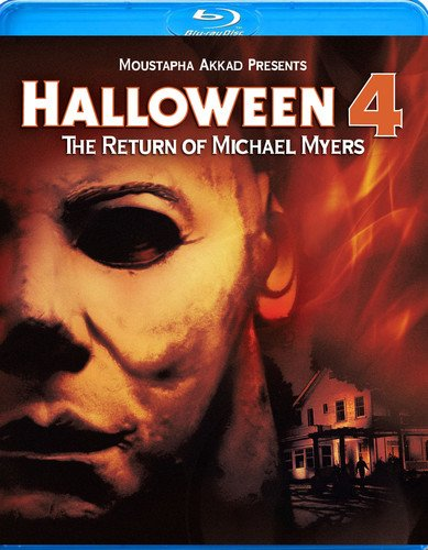 Halloween 4: The Return of Michael Myers [Blu-ray] -