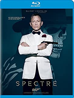 Spectre [Blu-ray] (Bilingual) (B018R0C6RY) | Amazon Products