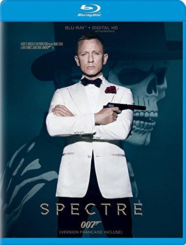 Spectre [Blu-ray] (Bilingual)