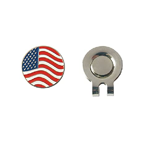 Buy WINOMO Ball Markers Magnetic Golf Hat Clip Lightweight