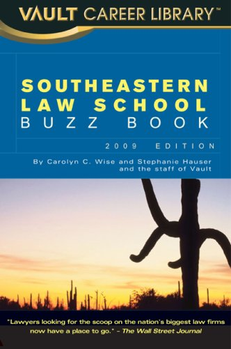 The Southeastern Law School Buzz Book