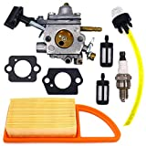 zama carburetor c1q - FitBest Carburetor Tune Up Kit for Stihl BR500 BR550 BR600 Backpack Blower Zama C1Q-S183 Carb