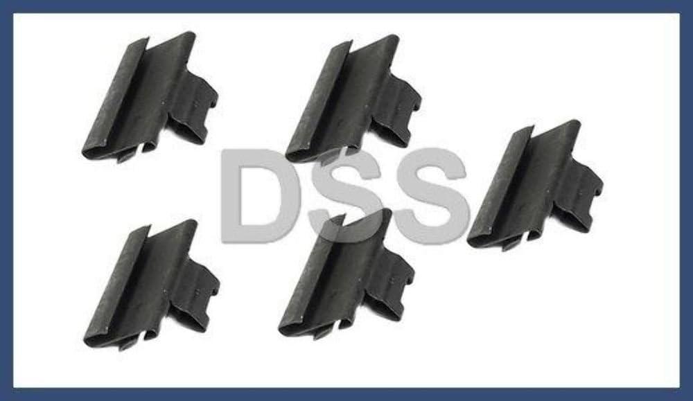 10 Rocker Panel Door Sill Moulding Clip Retainer 51-71-8-184-574 For E36 E46 E90