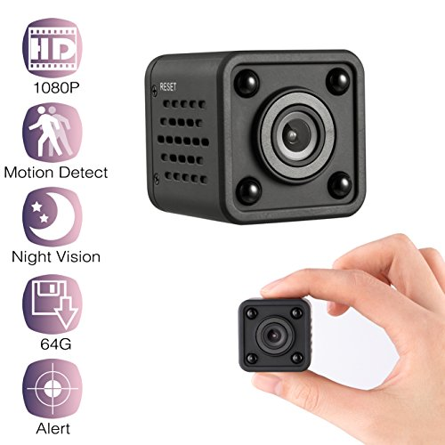 Mini DV Camera Small Camera 1080P Full HD Portable Mini Vide