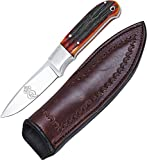 Queen QN01420-BRK Joe Kious Hunter Stag Bone
