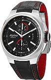 Alpina Men's AL725B5AR26 Analog Display Swiss Automatic Black Watch