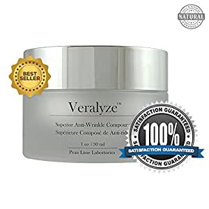 Veralyze - Best Anti Aging and Anti Wrinkle Creams - Top Rated Anti Wrinkle Product