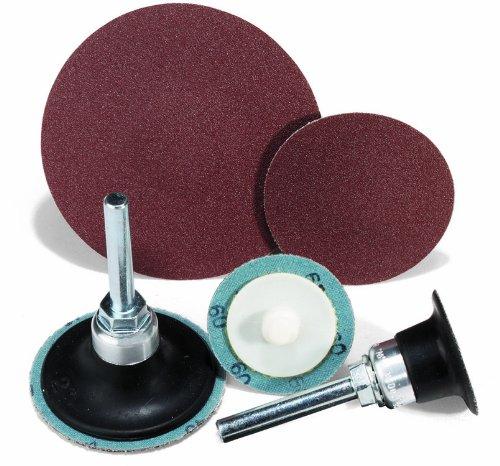 United Abrasives-SAIT 52272 SAIT-Lok-R 2AX 2-Inch 40X Laminated Disc, 100 Pack