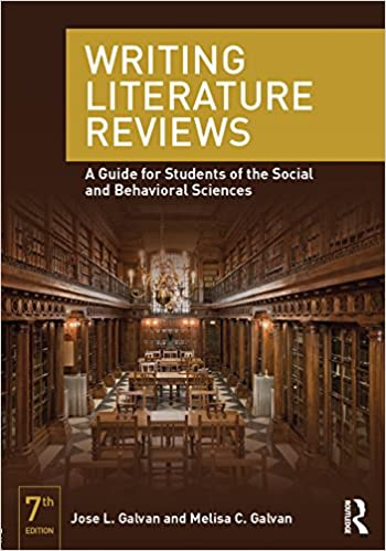 Writing literature reviews a guide for students of the social and writing literature reviews a guide for students of the social and behavioral sciences 7th edition kindle edition fandeluxe Choice Image