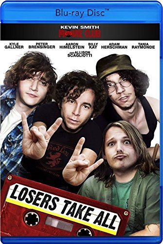 Losers Take All [Blu-ray]