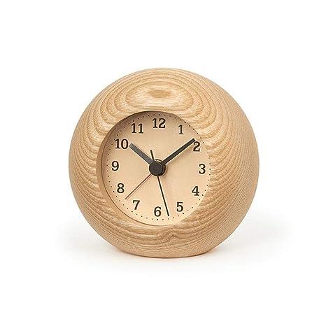 GYC .Relojes de Mesa Reloj de Escritorio Reloj de Madera ...