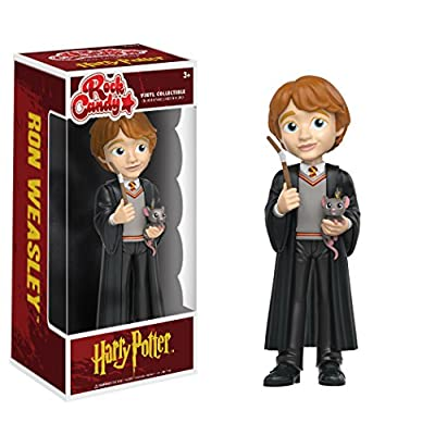 Funko Rock Candy Harry Potter Ron Weasley Action Figure: Funko Rock Candy:: Toys & Games