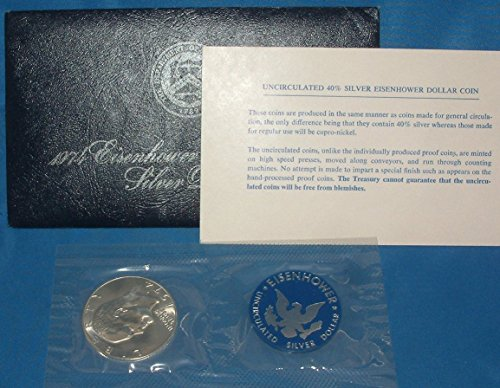 1974 S -S Uncirculated Eisenhower