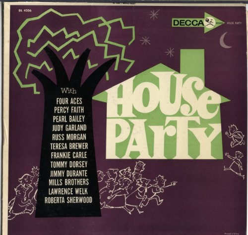 Pearl Rose Morgan ([LP Record] House Party - Various Artists)
