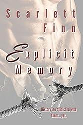 Explicit Memory (English Edition)