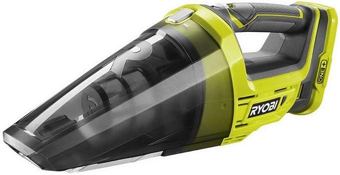 Ryobi R18HV-0 Aspirador 18V a Batería Inalámbrico, para Hogar ...