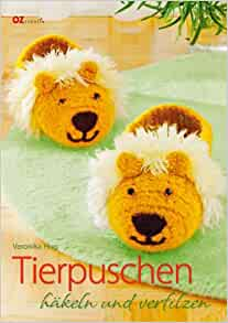 Tierpuschen hakeln und verfilzen: 9783841061300: Amazon.com: Books