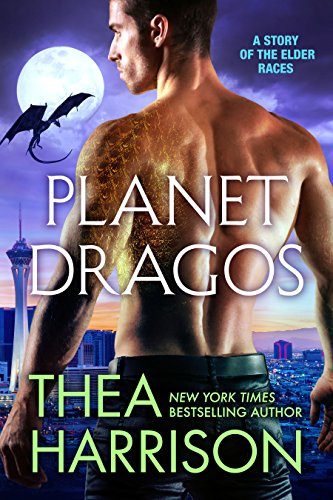 Planet Dragos: A Novella of the Elder Races cover