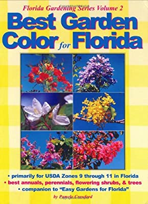 Best Garden Color for Florida (Florida Gardening)