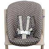 Blausberg Baby - Bezug für Stokke Newborn Set taupe Sterne