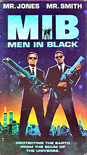 MIB MEN IN BLACK Factory Sealed – Columbia Pictures 1997 – A NEW Factory-Sealed VHS Movie Graded 9.9 BY THE SELLER – Full Length Feature Film Starring Tommy Lee Jones – Will Smith – Rip Torn – Linda Fiorentino