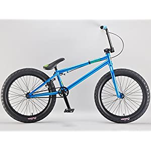"Mafiabikes Madmain 20"" Teal Harry Main BMX Bike"
