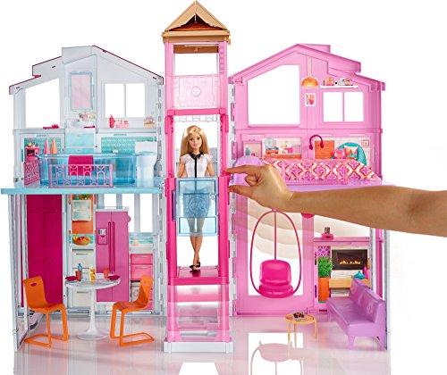 juegos de disear casas de barbie