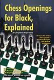Chess Openings for Black, Explained, Lev Alburt and Eugene Perelshteyn, 1889323187