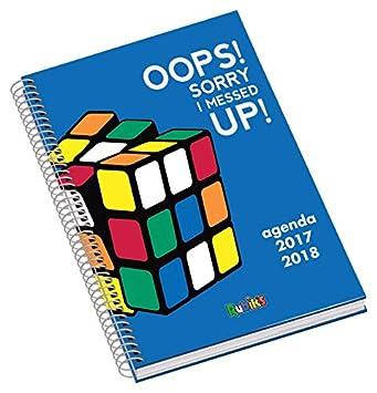Dohe Rubik Color - Agenda escolar semana vista, A5, color ...