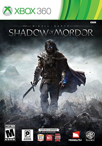 Middle Earth Shadow Mordor Xbox 360 product image