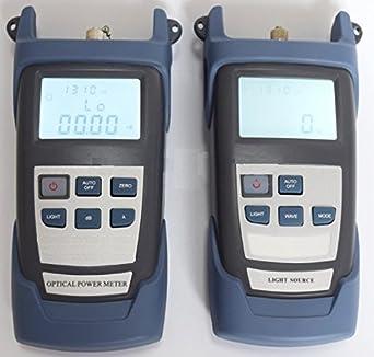 f79743dec68 Optical Power Meter optical light source   visual fault locator 10mw optical  power meter fiber optical ...