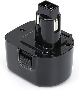 PowerGiant 12V 2.0Ah Battery Power Pack for Black & Decker PS130 Firestorm A9252 A9275 PS130A