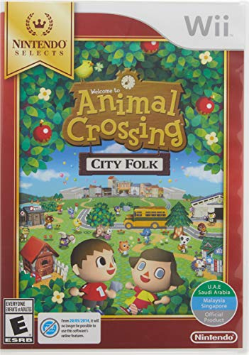 Animal Crossing: City Folk (Nintendo Selects) (Best Animal Crossing Game For Ds)