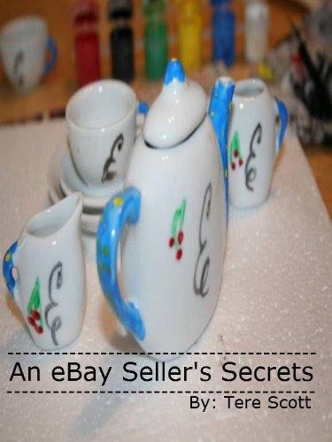 eBay sellers secrets essential repurposing ebook product image