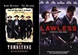 Doc Holiday + The Earps Vs. The Bondurant Boys : Tombstone & Lawless (Double Feature DVD Bundle)