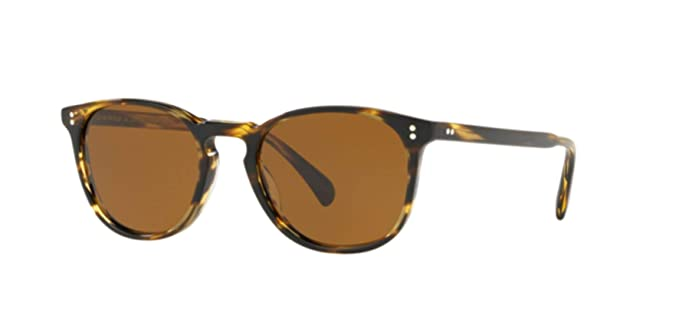 1a0333e44d Image Unavailable. Image not available for. Color  New Oliver Peoples OV  5298 SU Finley ESQ 100353 COCOBOLO Sunglasses