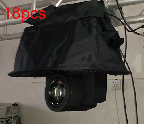 18X 330W 15r Rain Cover rain cover for moving head light Lighting Show Rain protector DJ Stage Party Event Show Lighting sharpy beam moving head light 200W 5R 230W 7R