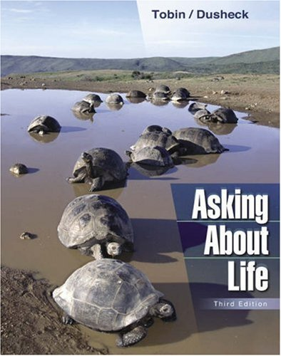 Asking About Life (with CD-ROM and InfoTrac)