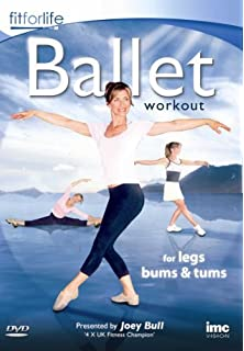 Ballet Workout - Total Body Toning - Joey Bull - Fit for