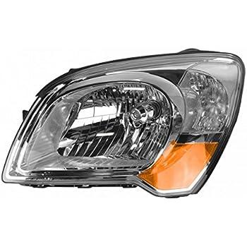 Fits 2009-10 Toyota Corolla Headlights Headlamps Pair Left right set