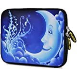 Amzer 7.75-Inch Designer Neoprene Sleeve Case Cover Pouch for Tablet, eBook and Netbook