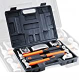 7pcs Heavy Duty Auto Body Repair Tool Kit Shop Tools