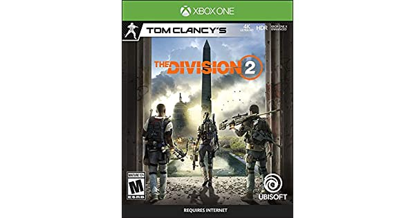 Amazon com: Tom Clancy's The Division 2 - Xbox One Standard