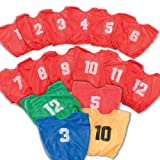 Best Champion Running Vests - Champion Sports SVYWNGD Youth Practice Numbered Scrimmage Vest Review
