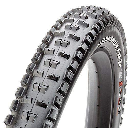 Maxxis High Roller II 3C Maxx Terra Tubeless Ready Folding Mountain Bicycle Tire (Black - 27.5 x 3.00)