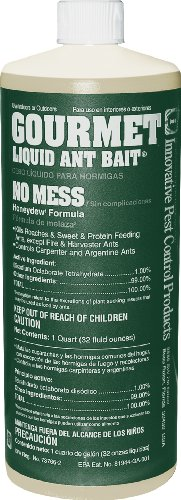 Innovative Pest Control Gourmet Liquid Ant Bait, (Liquid Bait)