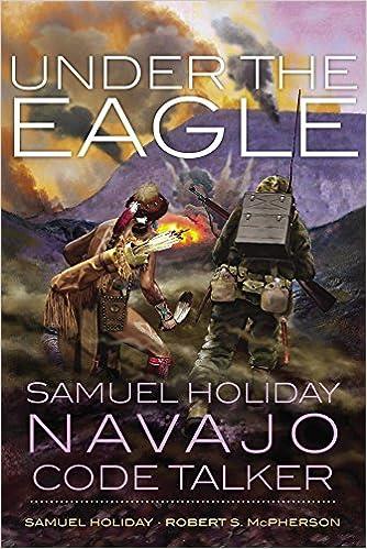 Image result for under the eagle samuel holiday