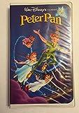 peter pan disney vhs - Walt Disney's Peter Pan RARE Black Diamond Classic (VHS Tape)